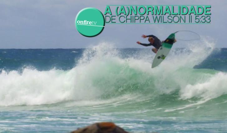 8109A (a)normalidade de Chippa Wilson || 5:34