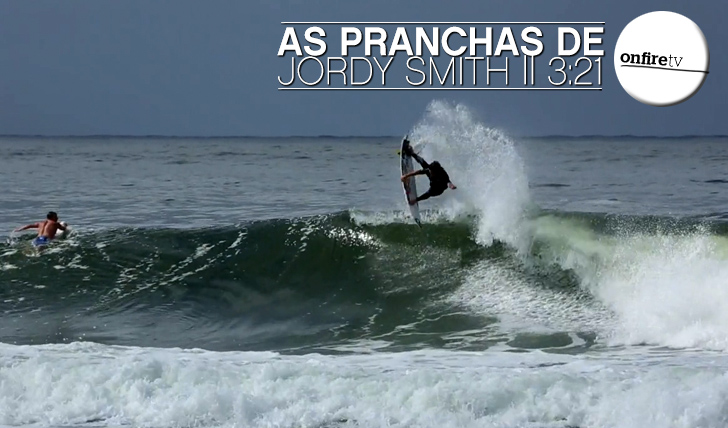 8476As pranchas de Jordy Smith || 3:21