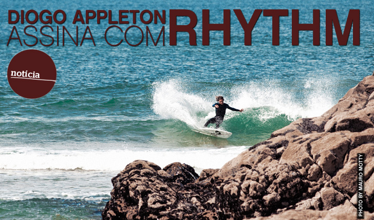 8490Diogo Appleton assina com Rhythm