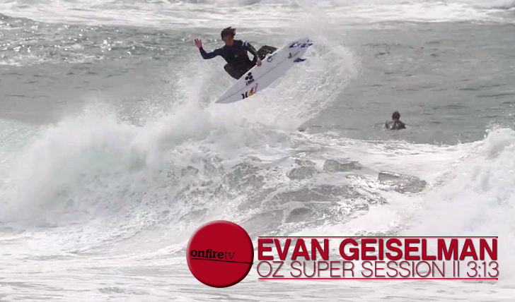 8670Evan Geiselman | Oz Super Session || 3:13