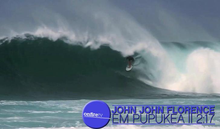 8332John John Florence em Pupukea || 2:17