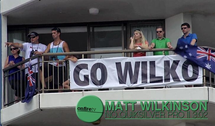 8587Matt Wilkinson no Quiksilver Pro || 3:02