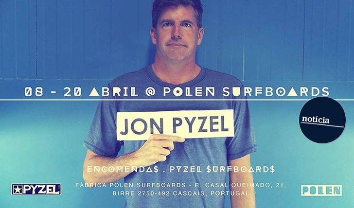 8684Jon Pyzel de volta à Polen de 8 a 20 de Abril