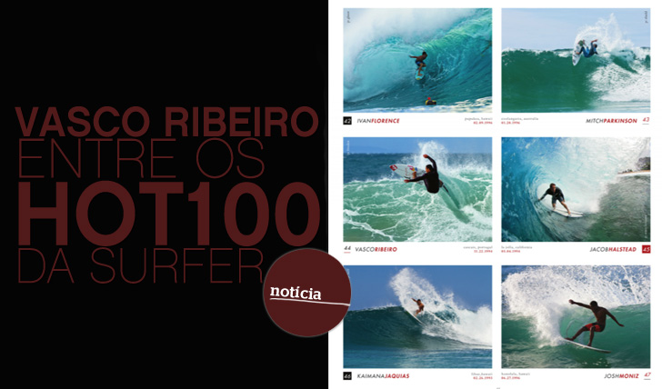 8538Vasco Ribeiro entre os Hot100 da SURFER