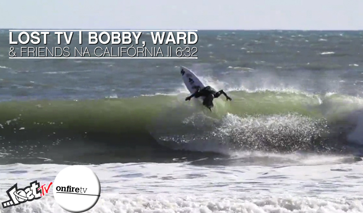 8349Lost TV | Bobby, Ward & Friends nos EUA || 6:32