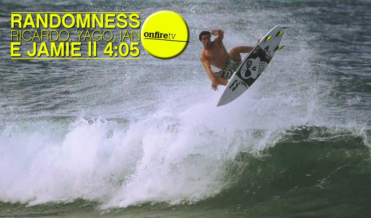 8115Randomness | Ricardo, Yago, Ian e Jamie || 4:05