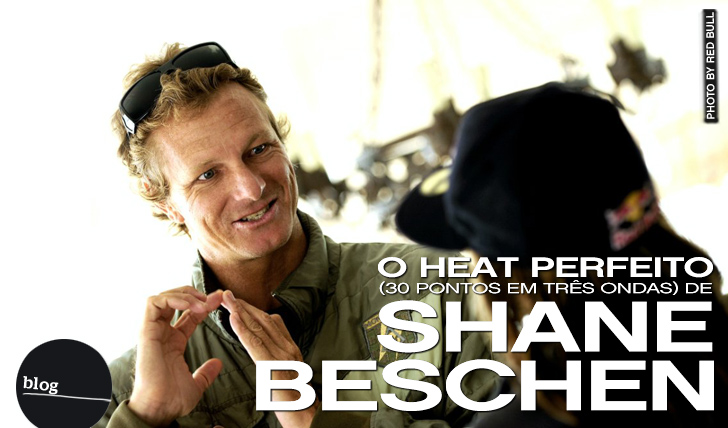 8305O Heat Perfeito (3 ondas, 30 pontos) de Shane Beschen | Blog