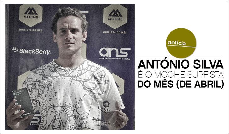 9404António Silva é o MOCHE Surfista do mês | Abril