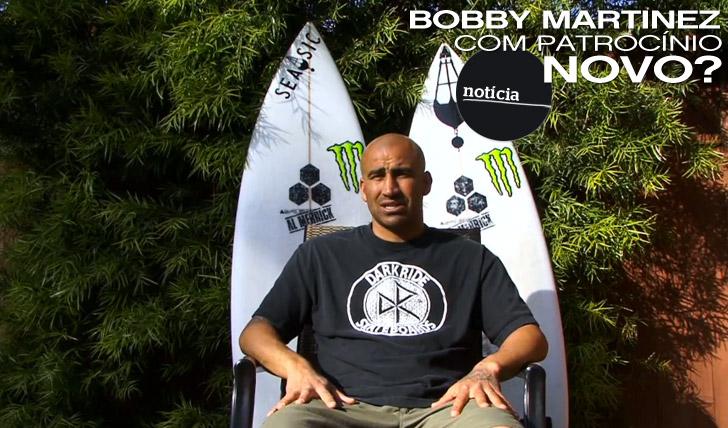 9200Bobby Martinez com patrocínio novo?
