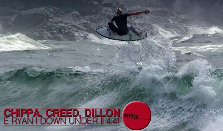 8843Chippa, Creed, Dillon e Ryan na Austrália || 4:41