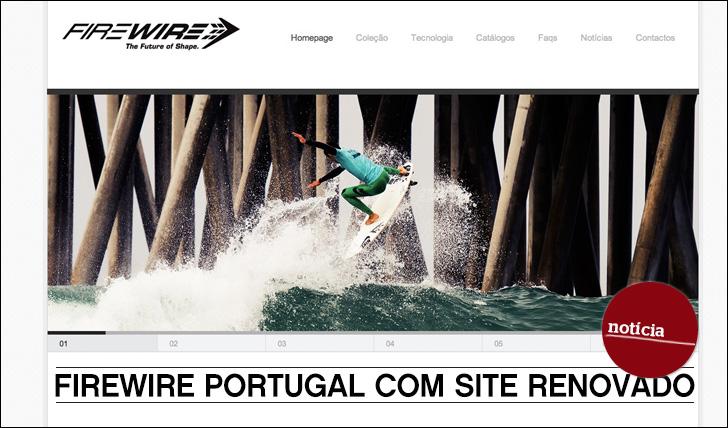 8973Firewire Portugal com site renovado