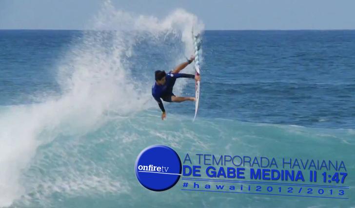 9053A temporada havaiana de Gabriel Medina || 1:47