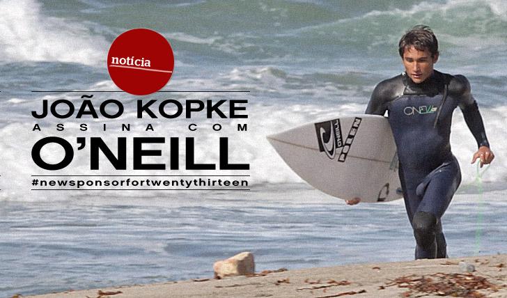 8861João Kopke assina com O'Neill