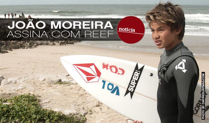 8993João Moreira assina com REEF