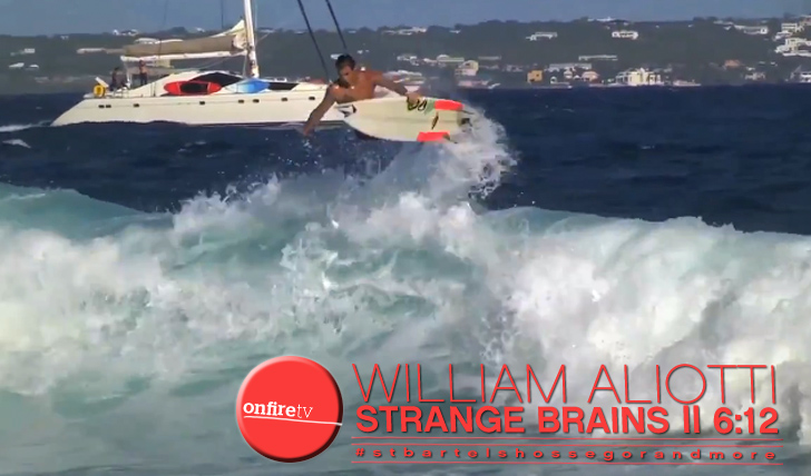 9241William Aliotti | Strange Brains || 6:12