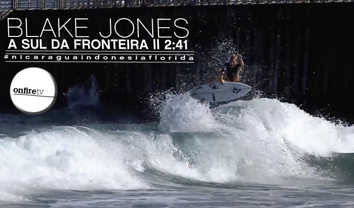 9376Blake Jones a Sul da Fronteira || 2:41