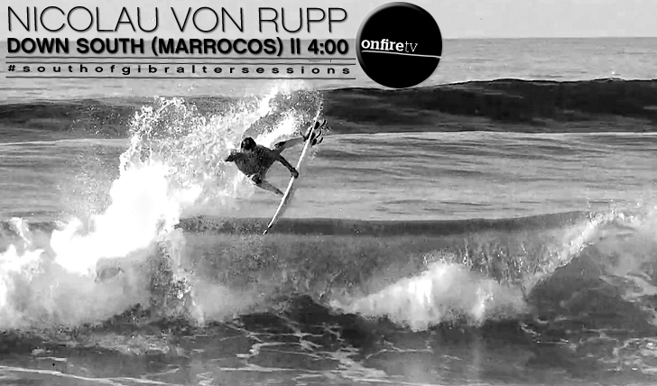 9317Nic Von Rupp Down South (Marrocos) || 4:00