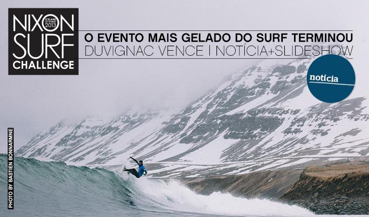 10002Slideshow e notícia do término do evento mais gelado do mundo!