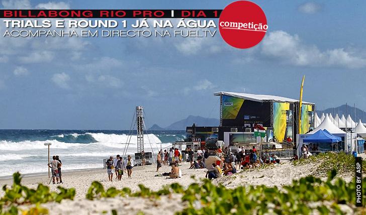 9710Billabong Rio Pro | Round 1 | Acompanha em directo no FuelTV
