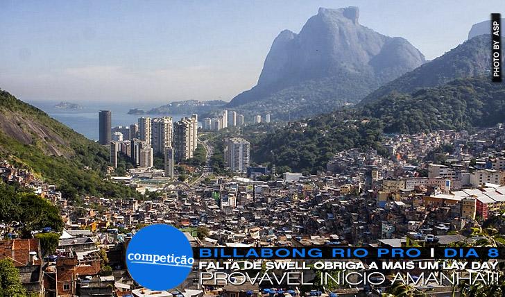 9849Mais um lay day no Billabong Rio Pro | Provável início de prova amanhã