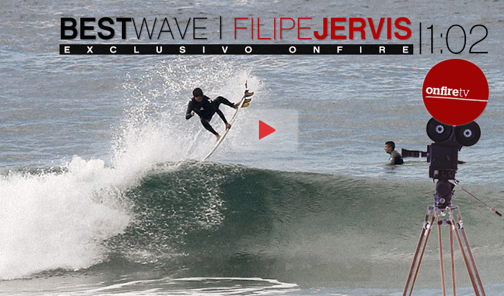 10071Best Wave: Filipe Jervis || 1:02