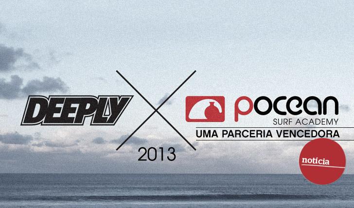 10171Deeply e Pocean Surf Academy fecham parceria