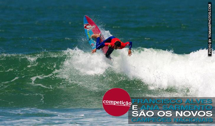9893Francisco Alves e Ana Sarmento são os novos campeões nacionais