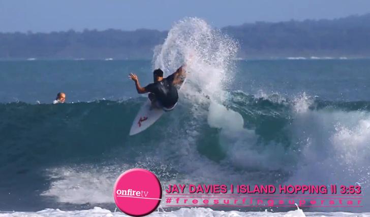 9826Jay Davies | Island Hopping || 3:53
