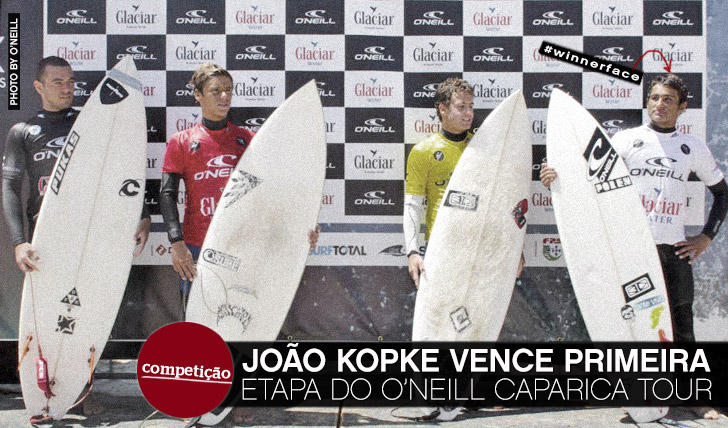 10155João Kopke vence primeira etapa do O'Neill Caparica Tour