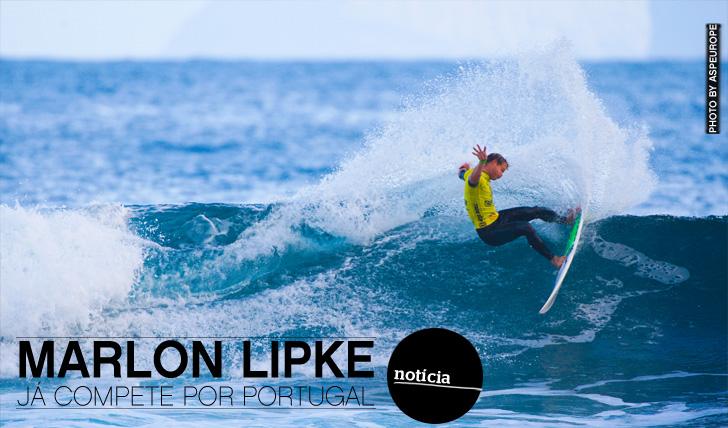 9968Marlon Lipke já compete por Portugal