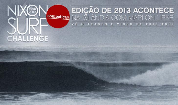9729Nixon Surf Challenge acontece na Islândia e Marlon Lipke estará presente
