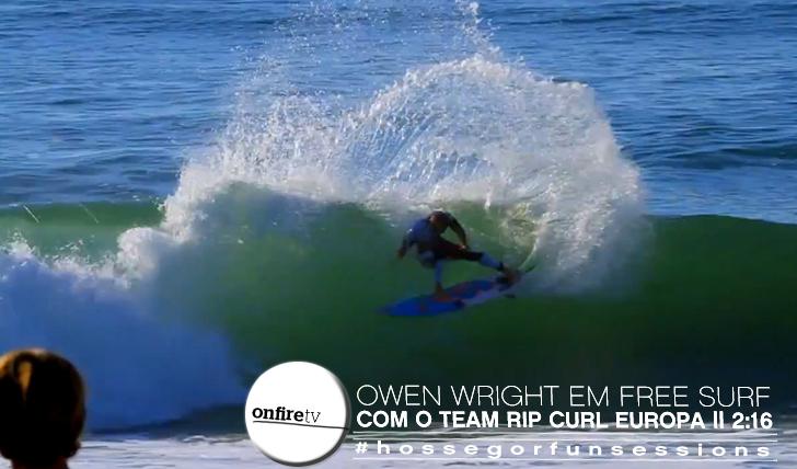 9876Owen Wright | FreeSurf com team Europeu || 2:16