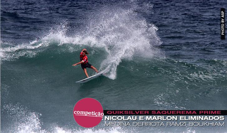 10081Nicolau e Marlon eliminados no round de 48