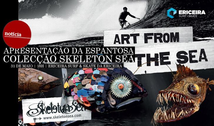 10105Inauguração da colecção Skeleton Sea | Não podes faltar!!!
