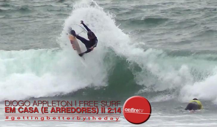 10053Diogo Appleton | Free Surf em casa || 2:14