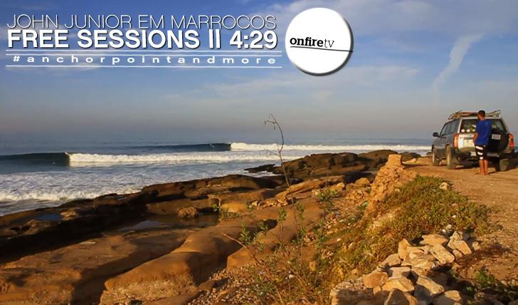 10219John Junior | Free surf em Marrocos || 4:29