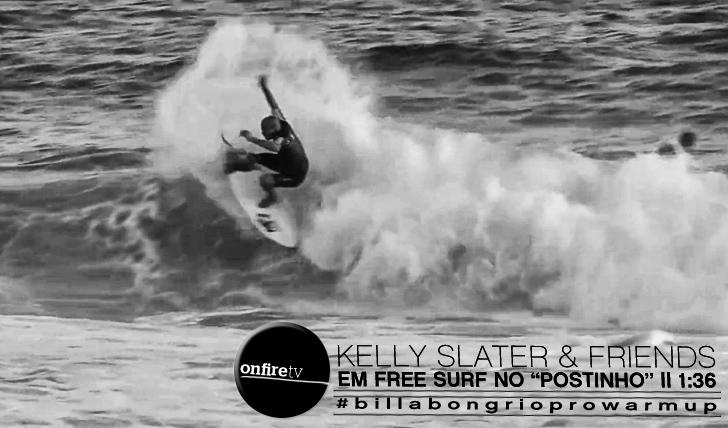"9682Kelly Slater & Friends no ""Postinho"" | Brasil || 1:36"