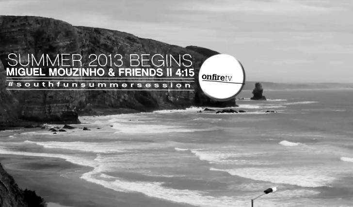 9841Summer 2013 Begins | Miguel Mouzinho || 4:15