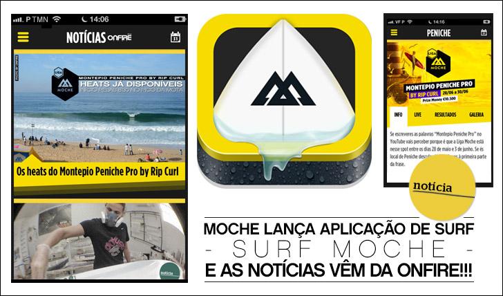 9229Surf MOCHE | A nova aplicação de surf obrigatória para o teu telemóvel
