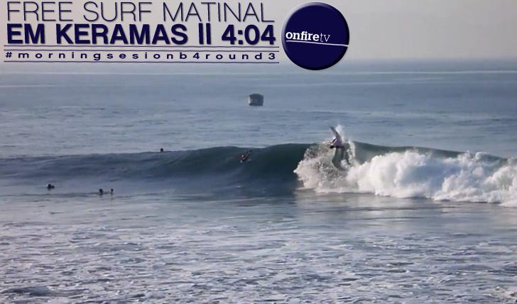 10974Free Surf matinal em Keramas || 4:04