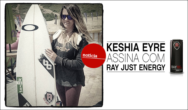 10367Keshia Eyre assina com Ray Just Energy