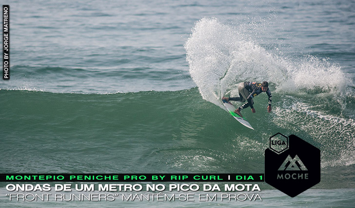 11034Tudo em aberto no Montepio Peniche Pro | Dia 1