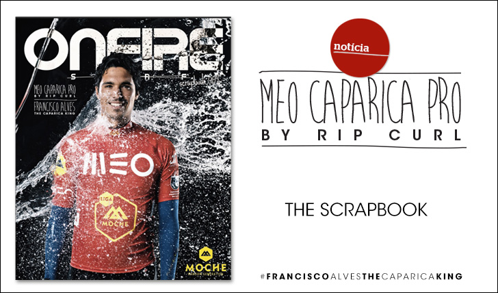 10629ONFIRE Scrapbook 009 | MEO Caparica Pro by Rip Curl || 114 pág.