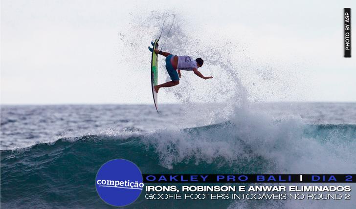 10757Oakley Pro Bali | Dia 2 | Goofies em destaque