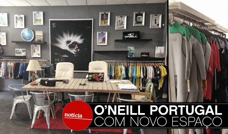 10388O'Neill Portugal com novo espaço