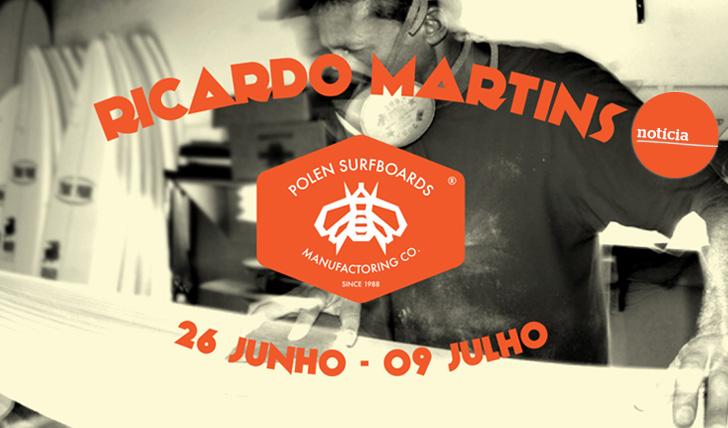 10884Ricardo Martins na Polen a partir de 26 de Junho
