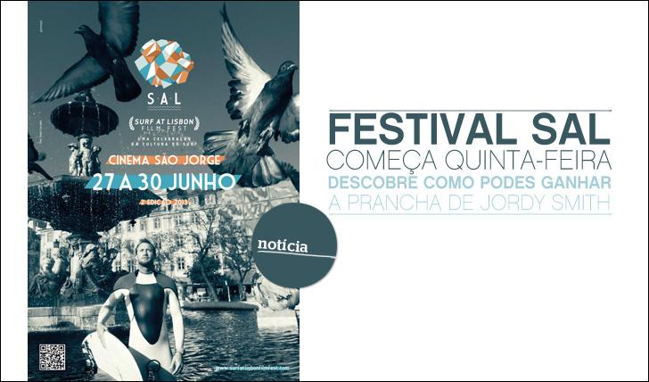 10928S.A.L. | Surf At Lisbon Film Fest | Começa hoje