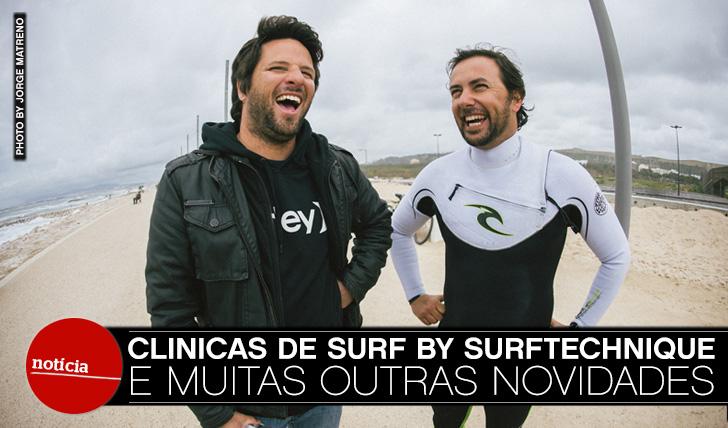 10466Clínicas de Surf by Surftechnique e outras novidades