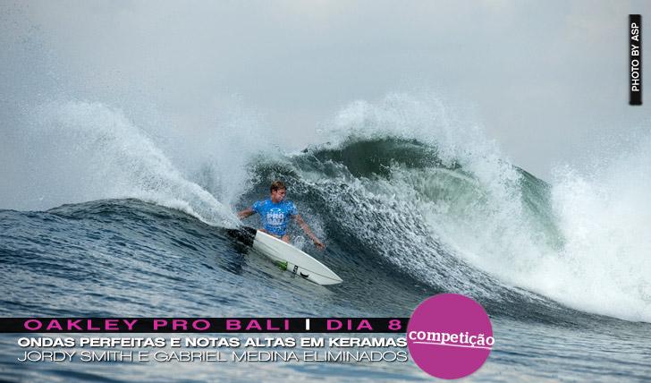 10916Dia quase perfeito de competição em Keramas | Oakley Pro Bali