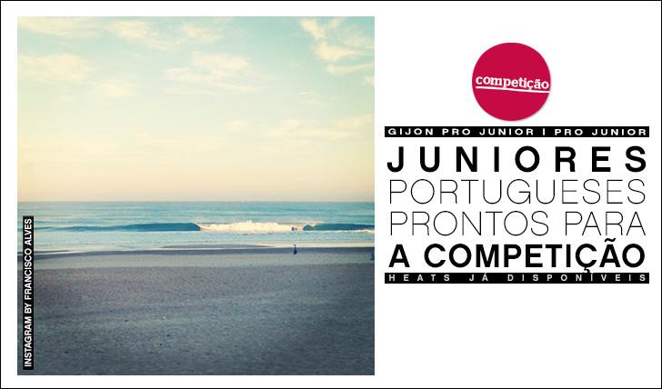 11741Juniores portugueses prontos para o Gijon Pro Junior | Heats disponíveis